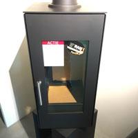 Rais Q-Bic 127 - zwart staal