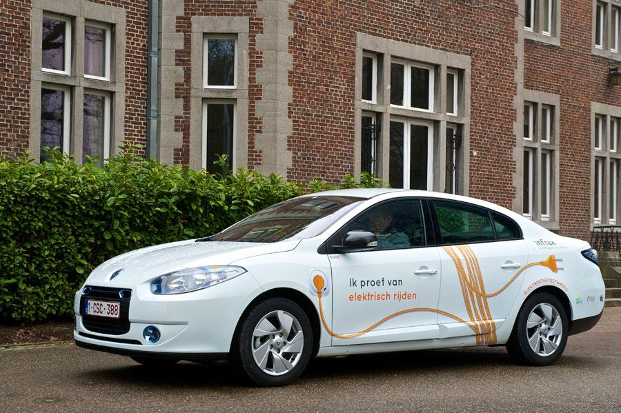 Duurzame mobiliteit zichtbaar maken