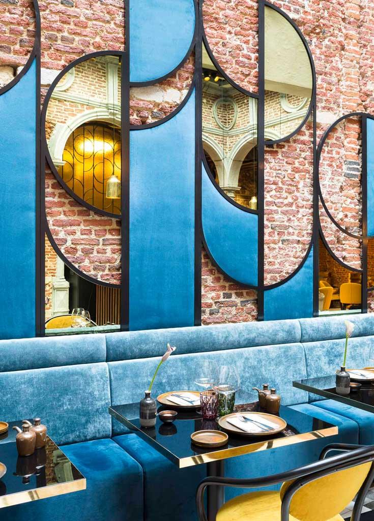The Gilded Tarot Images On: Gulde Schoen: Luxury Suite Boutique Hotel In Antwerp / Belgium